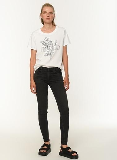 Levi's® Bayan Jean Pantolon Innovation Super Skinny 17780-0050 Antrasit